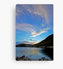 @ @ @  Fiord landscape - Harbak - Norway .Brown Sugar. Views (220) favorited by (5) thanks  ! Canvas Print