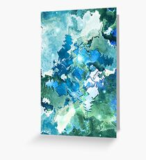 The Four Elements: Water Greeting Card