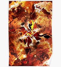 The Four Elements: Fire Poster
