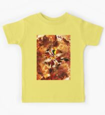 The Four Elements: Fire Kids Tee