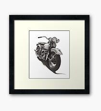 1948 Harley WL Framed Print