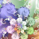 Pastel Rose by heavenriver