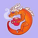 Beverage Dragon // Orange by nikury