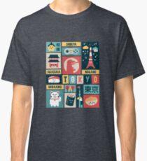 Camiseta clásica Tokio