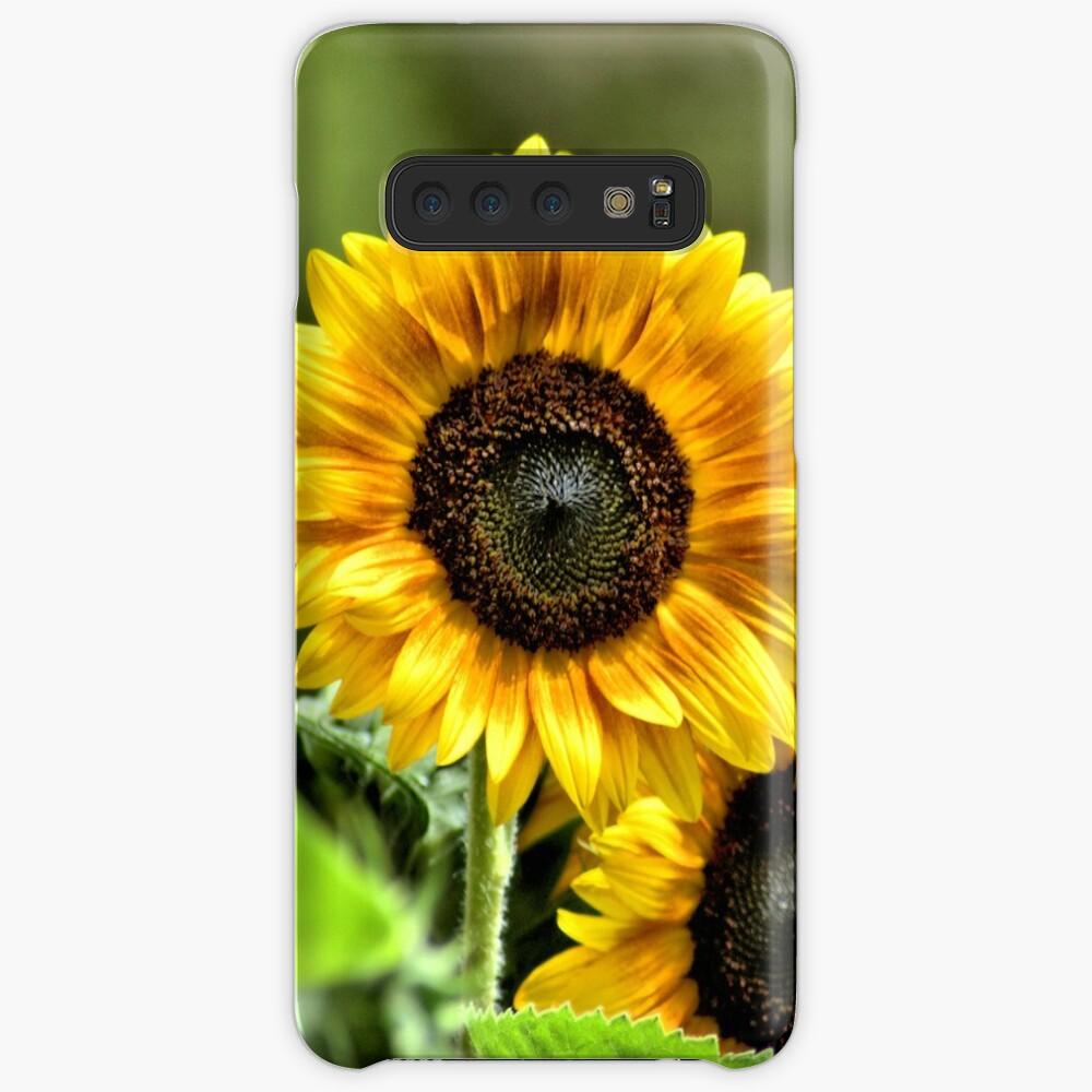 Sunflowers Case & Skin for Samsung Galaxy