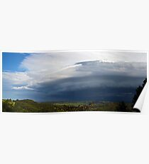 Shelf cloud  Poster
