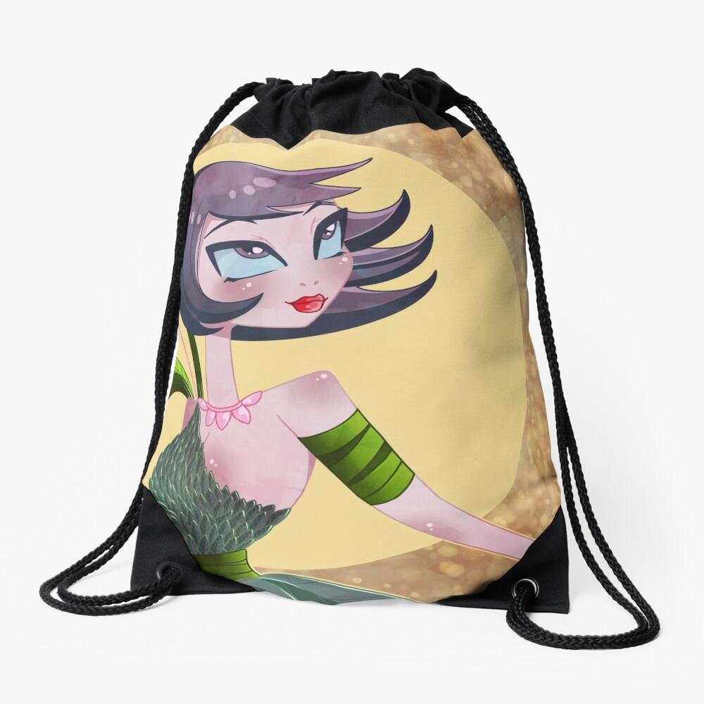 Reborn Ashi Drawstring Bag
