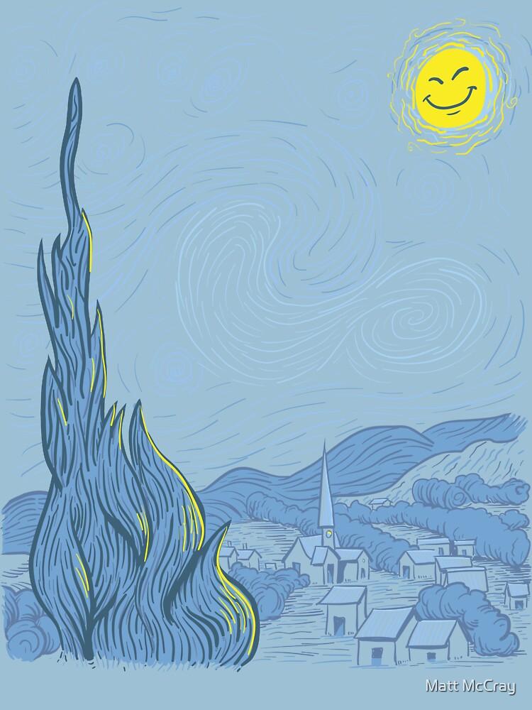 Van Gogh on Prozac by darthapo