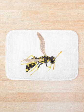Wasp Bath Mat