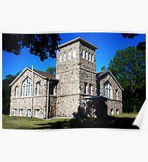 Calvin Community Chapel Poster