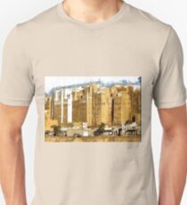 """The Oldest Skyscraper City in the World"" , Shibam, Yemen T-Shirt"