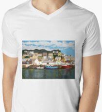 Looe Harbour Study. T-Shirt