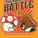 Mushroom Battle by freeagent08