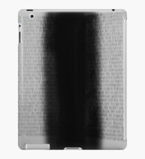 After a night out  iPad Case/Skin