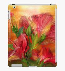 Hibiscus Sky  iPad Case/Skin