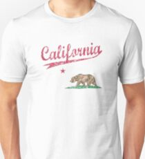 California State Flag Sporty T-Shirt