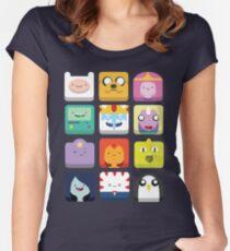 Adventurcons Women's Fitted Scoop T-Shirt