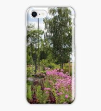 Welcome to the Saxon Garden Show iPhone Case/Skin