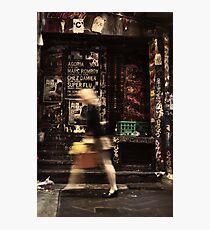 Urban Rush Photographic Print