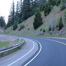 Bend in the Road by ChelsiGraphics