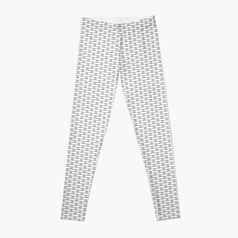 Welcome to the Shit Show Leggings
