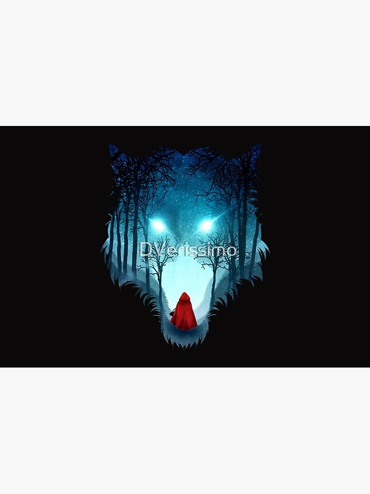 Großer böser Wolf (dunkle Version) von DVerissimo