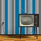 Retro-Fernseher von holidays4you