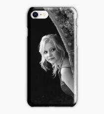 The Stolen Glance iPhone Case/Skin
