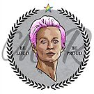 Megan Rapinoe by pupazzaro