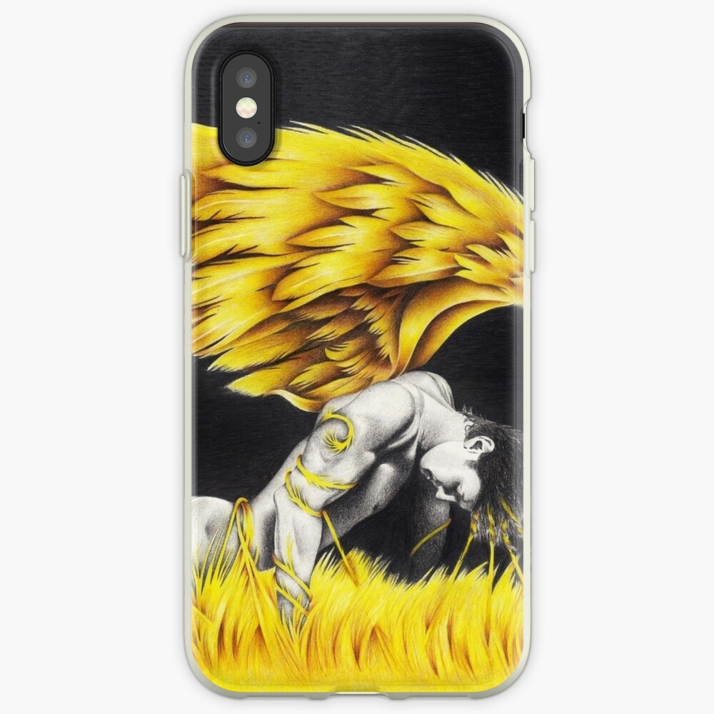 Fallen love iPhone Cases & Covers