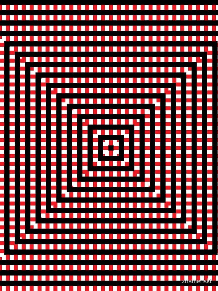 #Pattern, #design, #abstract, #art, illustration, square, illusion, paper, decoration by znamenski