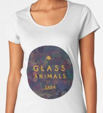 glass animals Premium Scoop T-Shirt