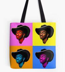 Lil Nas X Pop Art Tote Bag