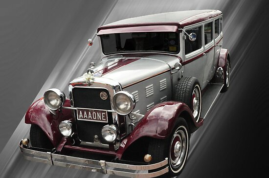 Dodge Limo by resin8n