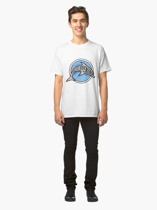Alternate view of The Flippening Classic T-Shirt