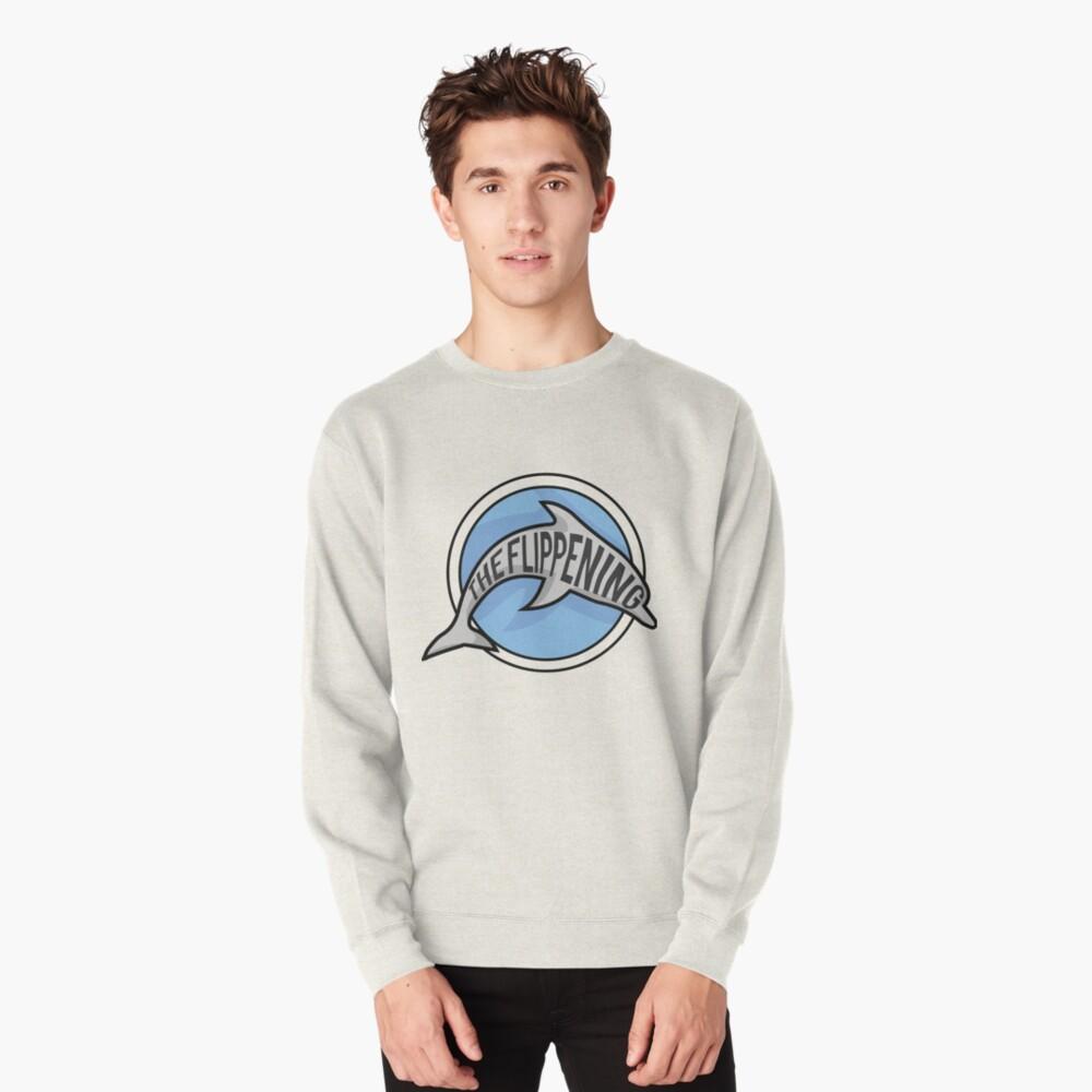 The Flippening Pullover Sweatshirt