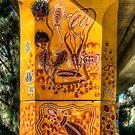 Cowra Painted Pylon 3 by Jason Ruth