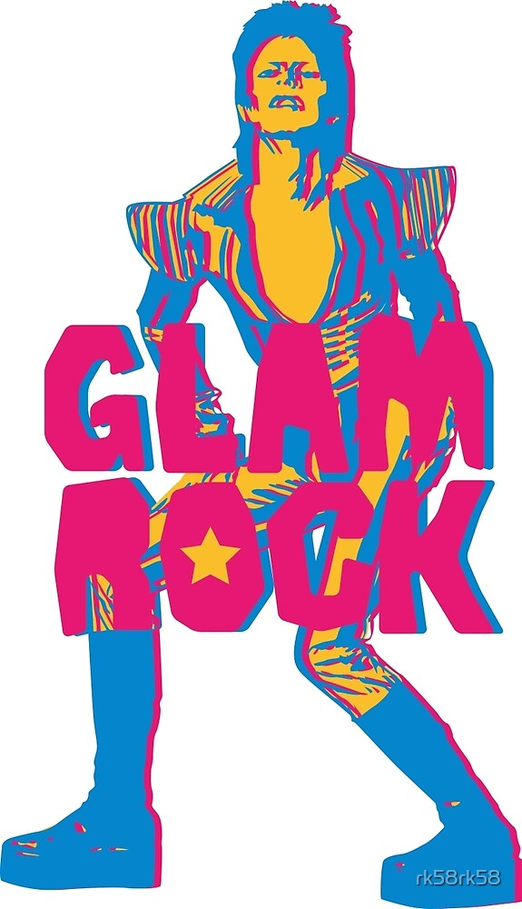 GLAM ROCK by rk58rk58