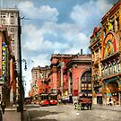 City - Baltimore MD - Adult entertainment 1910 by Michael Savad