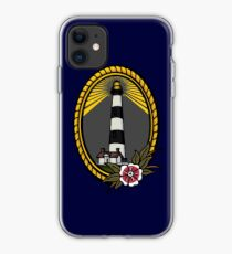 Lighthouse Series: Bodie Island iPhone Case