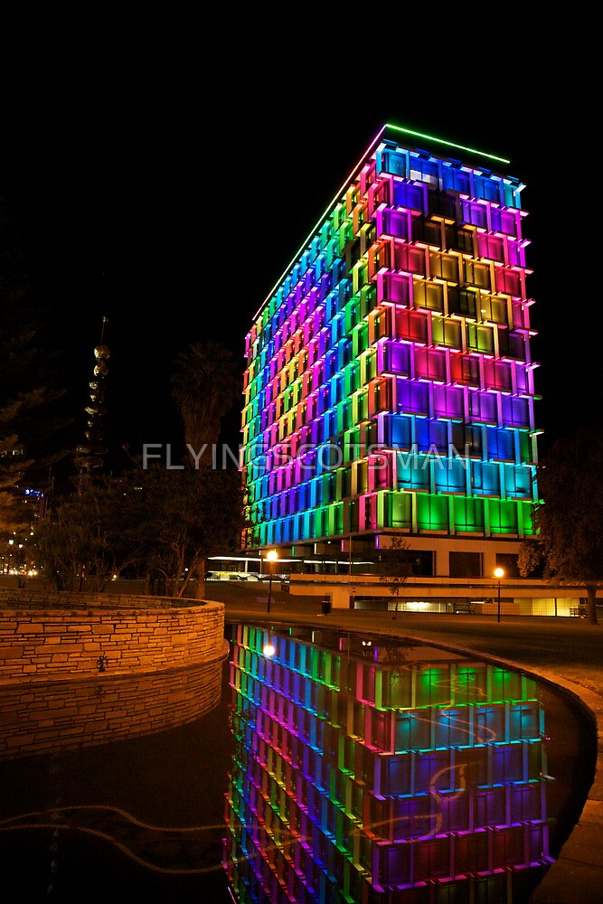 CITY OF PERTH BUILDING by FLYINGSCOTSMAN