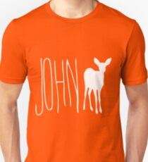 Max's Shirt - John Doe Unisex T-Shirt