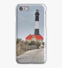 Fire Island Light House iPhone Case/Skin