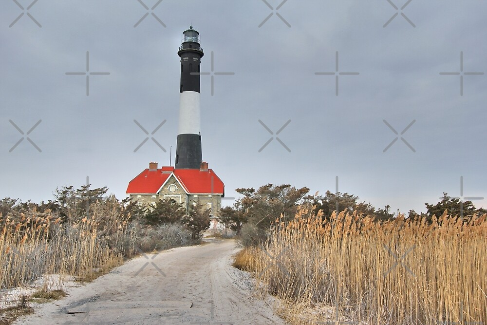 Fire Island Light House by thewarnerbro