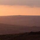 Exmoor Sunset by Stuart Jenkins