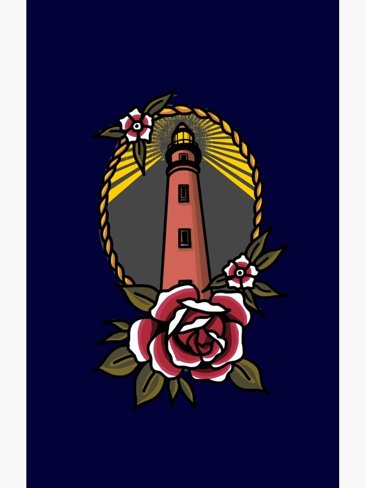 Lighthouse Series: Ponce de Leon Inlet Light by AlwaysReadyCltv