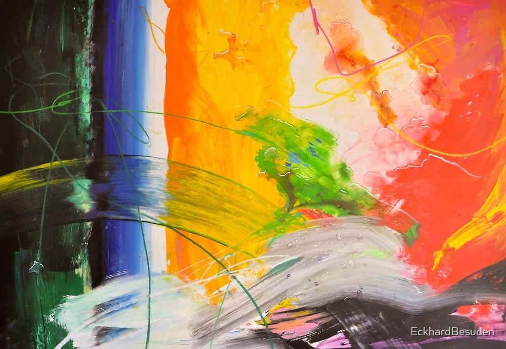 Abstraktes Bild 30 by EckhardBesuden