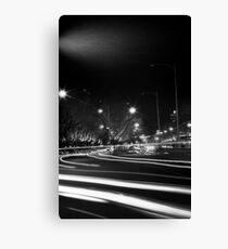 """Melbourne - """"Streetscape"""" #3 Canvas Print"""