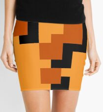 Mario Question Mark Mini Skirt