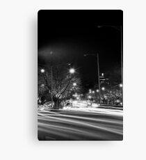 """Melbourne - """"Streetscape"""" #4 Canvas Print"""